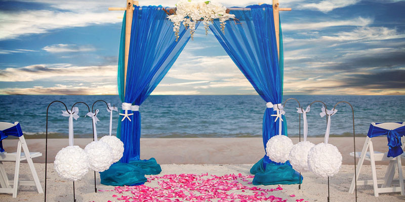 Beach Wedding Theme Ideas From The Bride Guide Blog