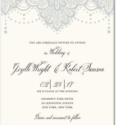 lasting lace invitations the realist bride